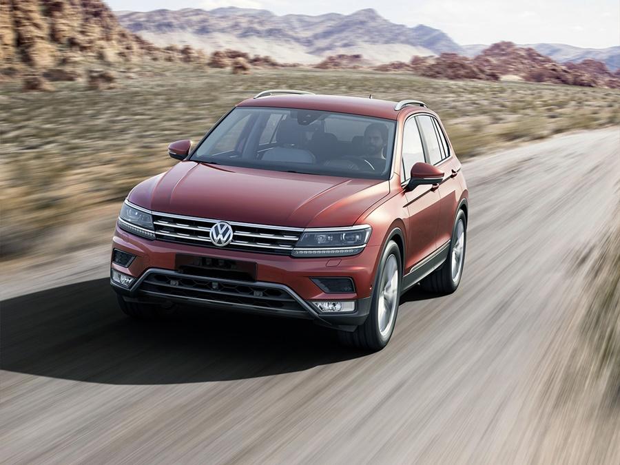 Volkswagen Tiguan* 1.5tsi comfortline 96kW
