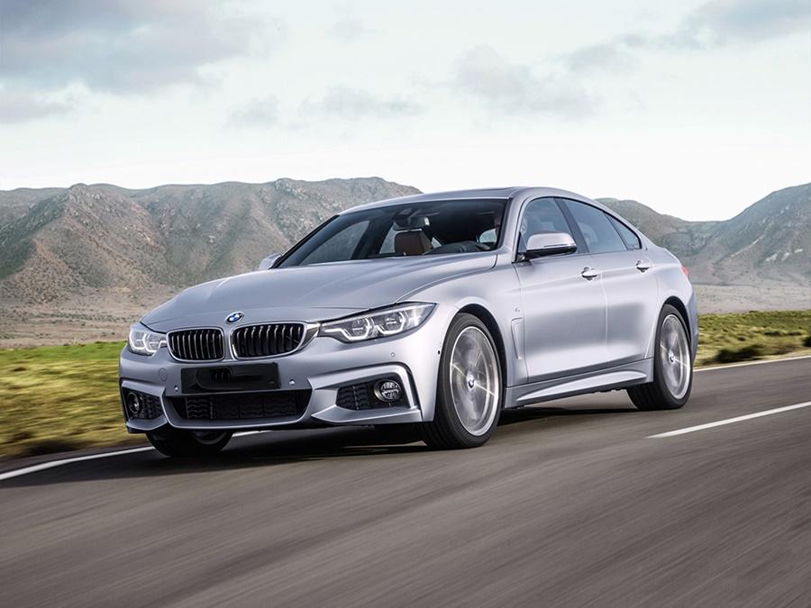 BMW 4-Gran Coupe 420i xdrive 135kW aut