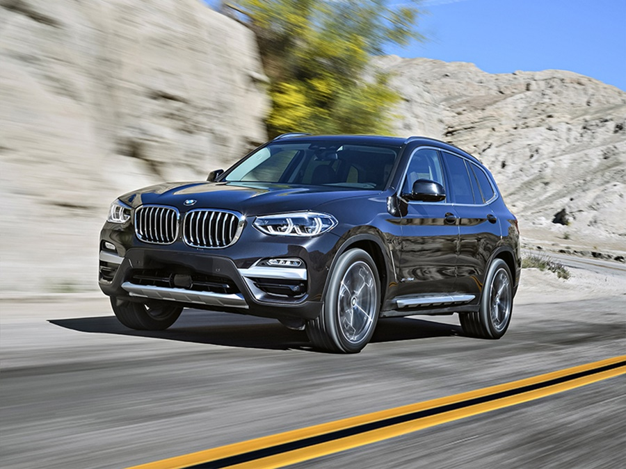 BMW X3 30i xdrive 185kW aut