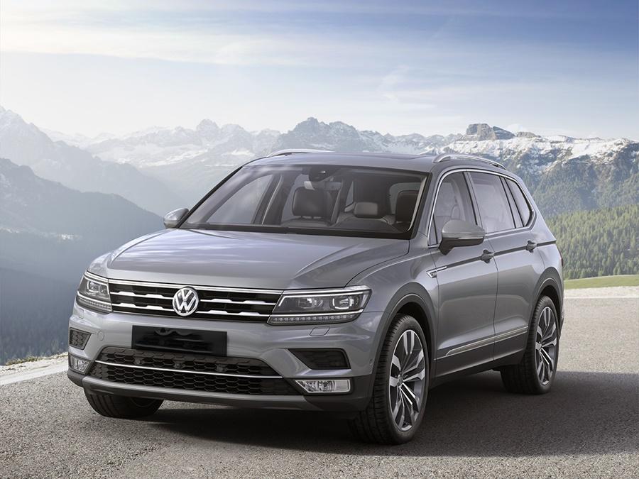 Volkswagen Tiguan Allspace 1.5tsi highline business r 5p 110kW dsg-7 aut