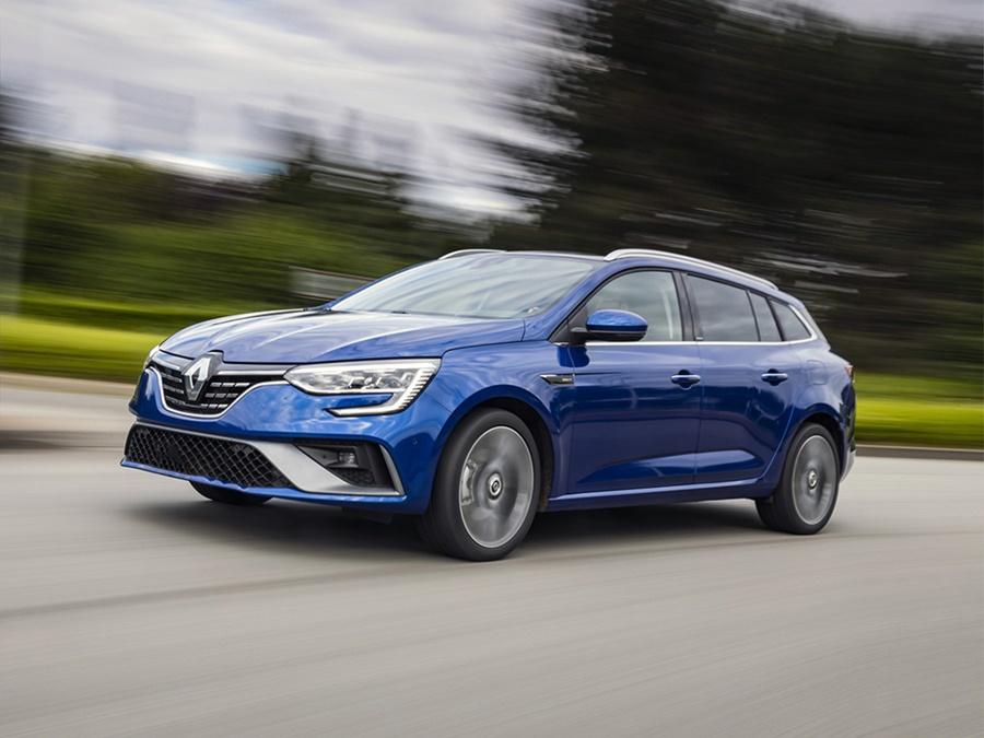Renault Mégane estate 1.6tce phev business zen 117kW e-tech aut